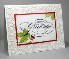 Bisque Pottery Greetings by labullard - Cards and Paper Crafts at Splitcoaststampers