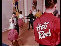 Hot Rod farkkumainos 60-luvun alusta - YouTube