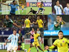 Copa America 2016: 10 stars to light up the tournament