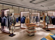 Harvey Nichols' ambitious new menswear floor | How To Spend It