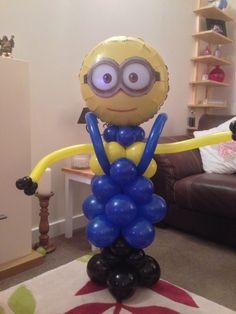 Dave Minion balloon model ;-)