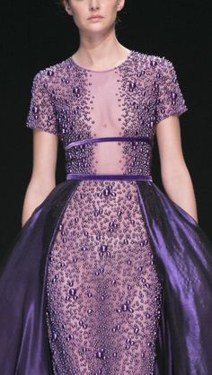 Georges Chakra Haute Couture  F/W 2017-18