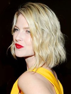 2014 Blonde Bob Haircuts