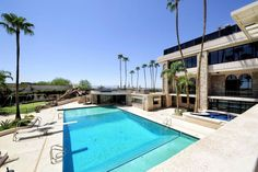 6112 N Paradise View Drive, Paradise Valley, Arizona