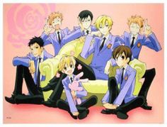 Which member of the Ouran High-School Host Club are you? I got Kyoya, my fav! Yay! ~PinDiv@~