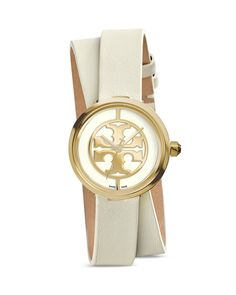 @ToryBurch  The Reva Double Wrap Watch, 28mm | Bloomingdale's
