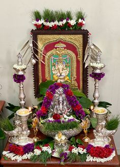 Rangoli Borders, Rangoli Border Designs, Indian Goddess, Durga Goddess, Crown Wall Decor, Shree Krishna Wallpapers, Silver Pooja Items, Puja Room, Indian Festivals