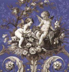 Baroque pattern.