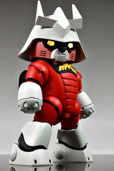 GUNDAM GUY: 1/144 CHACGUY - Custom Build