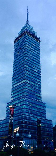 Torre latinoamericana.