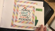 Mummy's Scrapbook with Design Bundles How To Make Scrapbook, Scrapbook Cards, Scrapbooking, How To Make An Envelope, Old Cards, Family Memories, Printing Labels, Design Bundles, Baby Photos