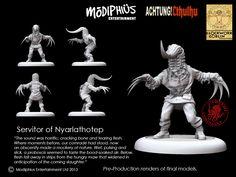Servitor of Nyarlathotep