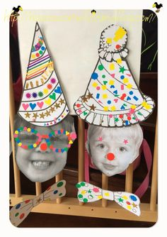 9 Carnival Themes, Circus Theme, Mardi Gras, Preschool Summer Camp, Theme Carnaval, Crafts For Kids, Arts And Crafts, Cat Birthday, Kids Corner