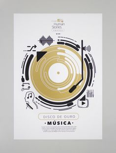 Series of illustrated posters for Google's Human Stories Awards. All posters were printed by oitentaedois using serigraphy technique