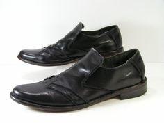 Euro style dress shoes