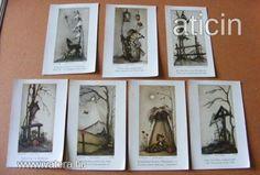 Berta Hummel szentképek a 30-s évekből! Original Rare Print! Fleißbildchen. Ars sacra Nr. 9093-9103