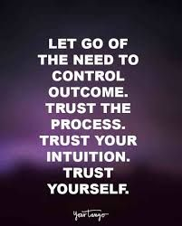 Something that I'm working on.learning to trust the process. Needed this reminder today. Always trust my intuition. Trust The Process Quotes, Trust Quotes, Life Quotes Love, Sex Quotes, Work Motivational Quotes, Work Quotes, Uplifting Quotes, Inspiring Quotes, Positive Quotes