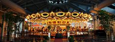 The carousel again, but at night <3 <3 #dawninvitescontest