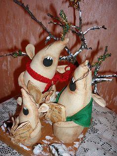 Куклёнки от Алёнки: Рождественский хор.