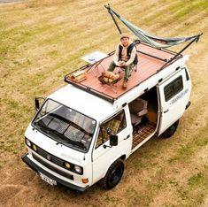 25 Van Life Ideas For Your Next Campervan Conversi. - : 25 Van Life Ideas For Your Next Campervan Conversi. Vw T3 Camper, T3 Vw, Camper Life, Rv Campers, Volkswagen Bus Interior, Vw Bus Interior Diy, Diy Van Camper, Conversione Camper, Vw Transporter Camper