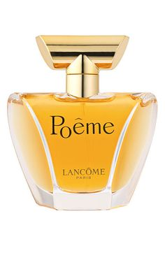 Lancome Poeme - first perfume I ever bought (thank you, grandma)