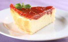 """Cheesecake Romeu e Julieta""!!!  :)"