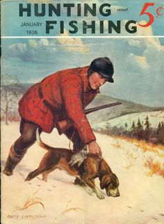 Hunting and Fishing--Jan. 1938-