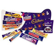 Cadbury Stocking Full Size Packs 208G