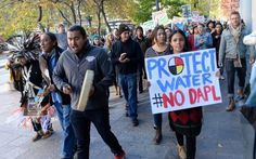 Protestors march against the Dakota Access Pipeline Dakota Access, Indian Reservation, Facebook Users, North Dakota, Information Technology, Confused, The Locals, Police, Rock