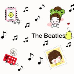 I love the Beatles