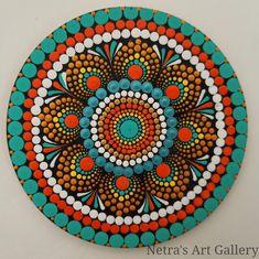 Mandala Pattern, Mandala Art, Cd Crafts, Coaster Design, Dot Art Painting, Crafts To Make And Sell, Mirror Work, Diy Necklace, Deco