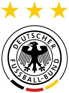 German Football National Team Logo [EPS-PDF Files]