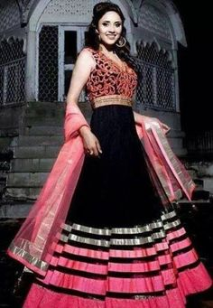 Demand of pakistani dresses in usa online |   Beautifully Stitched Anarkali Style Party Dress
