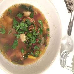 Winter Sausage Soup