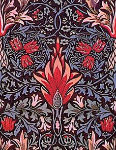 The fabulous William Morris was born on this day 24th March 1834 -1896).  He will always be associated with the Pre Raphaelites and the Arts and Crafts Movement, and his Socialist values.  A famo…