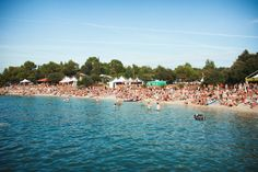 Outlook Festival, Beach Party - Pula