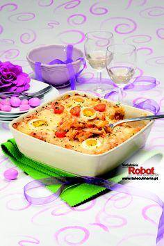 Bacalhau de Páscoa, TC Especial Robot de Cozinha N.º 62