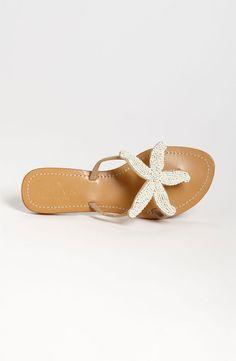 starfish sandal | Aspiga