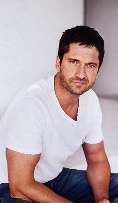 Gerard Butler ---  my #mcm this week  ; )   I know you're all shocked it's not Luke Bryan.