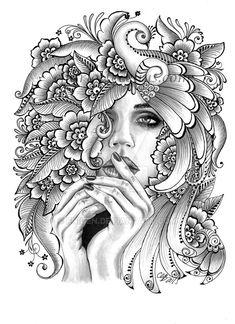 Peacock by fnigen on DeviantArt