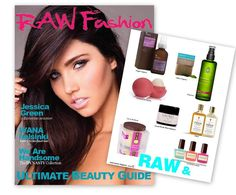 We're excited to be a part of the Raw & Organic Beauty List featured in RAW Fashion Magazine: http://bit.ly/1y0RgaR