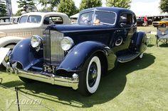 1934 Packard Aero Coupe