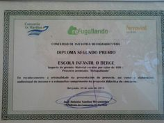 "Premio o proxecto ""Refugallando"""