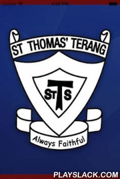 St Thomas' PS Terang  Android App - playslack.com ,  St Thomas' Primary School Terang, Skoolbag App for parent and student community. Download this App to be kept up to date with everything that is happening at STPST. It features Events, News, School Enews Newsletters, Documents, and push notification alerts direct from the school.