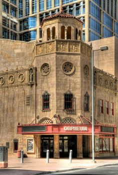 Orpheum Theater - Phoenix, Arizona