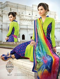 http://www.naaristyle.com/suit/cotton-salwar-suit FREE COD at NaariStyle.com Call 7755912933 for more details.