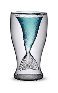 This mermaid glass is buyable at Newchic.com! ;D