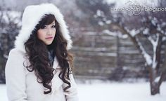 .Playing in the Snow.。.:* [photoshoot]