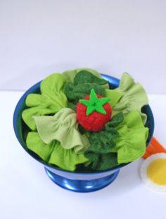 felt salad greens