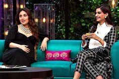 Kareena Kapoor Khan and Sonam Kapoor's BIG Revelations on Koffee With Karan , http://bostondesiconnection.com/kareena-kapoor-khan-sonam-kapoors-big-revelations-koffee-karan/,  #KareenaKapoorKhan #KOFFEEWITHKARAN #SonamKapoor